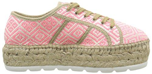 Fucsia Yute Basket Basses Rose Mixte Plataforma Etnico Sneakers Victoria 43 Adulte tvOwxZqtd