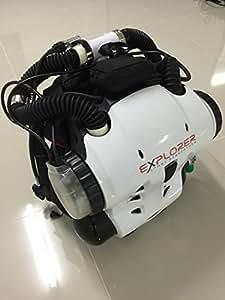 Hollis Explorer Rebreather - SM - MD - ML BCD