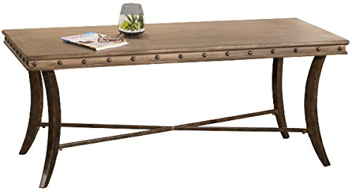- Hillsdale Emmons Coffee Table, Washed Gray