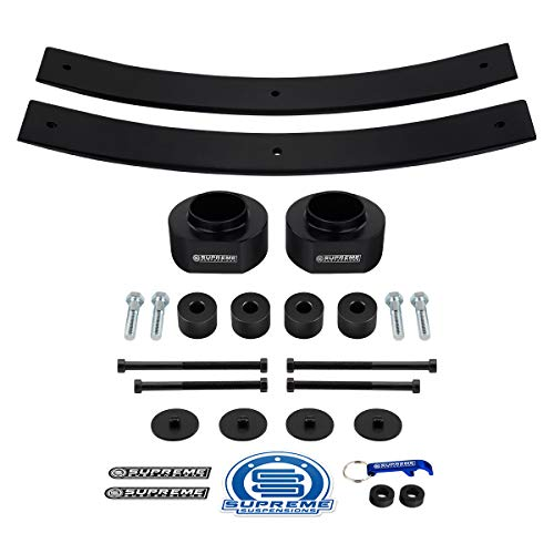 Supreme Suspensions - Full Lift Kit for 1984-2001 Cherokee XJ [4WD] 3