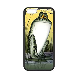 CHENGUOHONG Phone CaseFrog Art Design For Apple Iphone 6 Plus 5.5 inch screen Cases -PATTERN-5