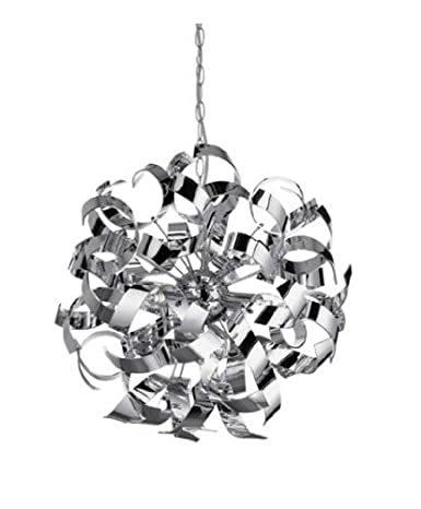 Chrome Ribbon Sputnik Effects Suitable For Indoor Use Home Lights