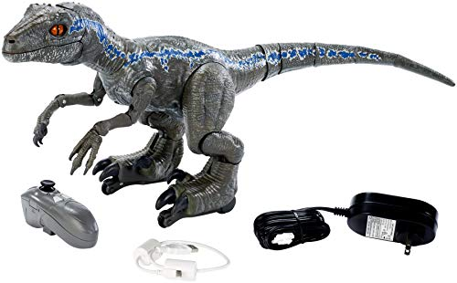 Jurassic World Toys Alpha Training Blue Dinosaur