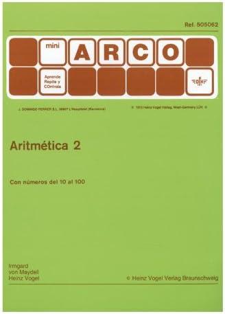 Mini-Arco matemáticas - Aritmetica 2: Amazon.es: Juguetes y juegos
