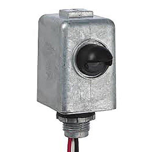 - Intermatic EK4436SM Die Cast Metal Stem Mount Electronic Photo Control by Intermatic