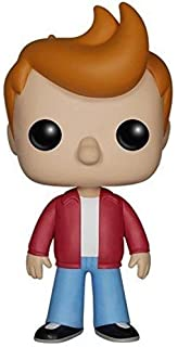Amazon.com: Funko POP TV: Futurama - Zapp Brannigan Action ...