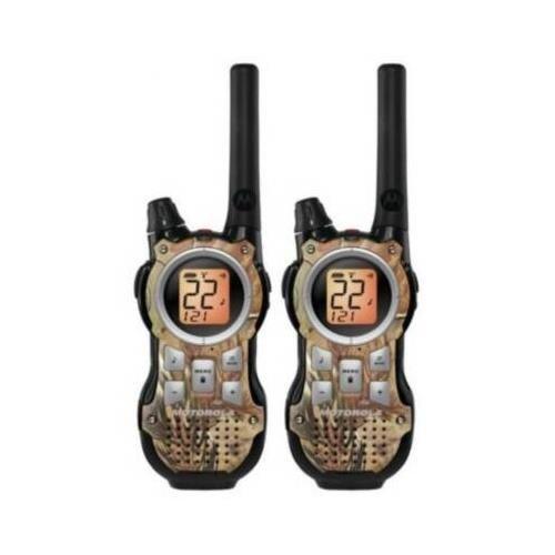 Motorola MR355R - 35 Mile Range Talkabout 2-Way Radios CAMO Series