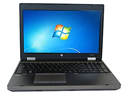 "HP ProBook 6565b 15.6"" Business Laptop Computer, AMD A6-3410MX Quad-Core 1.6GHz CPU, 4GB DDR3 RAM, 320GB HDD, DVD, VGA, WIFI, Windows 7 Professional (Certified Refurbished)"