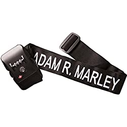 Personalized Embroidered Luggage Strap with TSA Approved Lock (Two Straps)