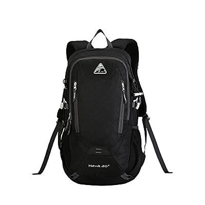 Kimlee Nylon Outdoor Hiking Backpack Camping Backpack