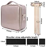 Travel Makeup Bag, Cosmetic Cases for Women and