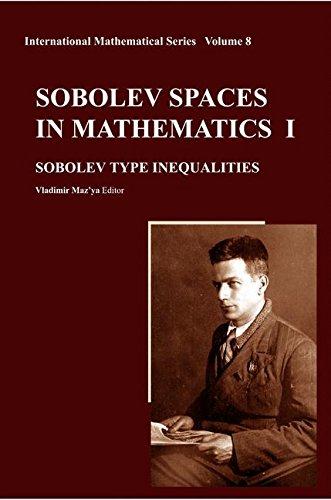 Sobolev Spaces in Mathematics I, II, III (International Mathematical Series)