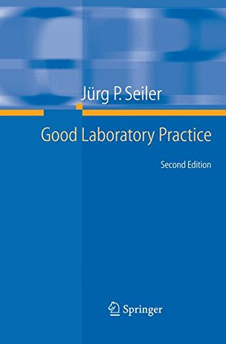 Good Laboratory Practice: the Why and the How