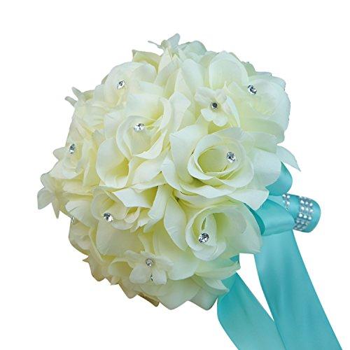 (Bridal Wedding Bouquet - 10