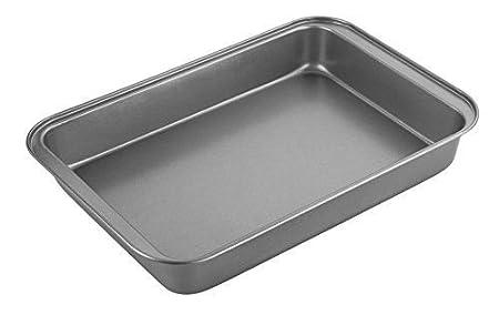 Concept4u Fuente para Horno (32 x 22 x 5 cm Lata Horno Cocina ...