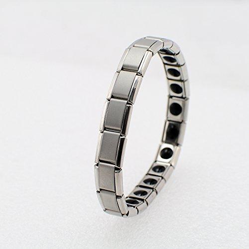 Carejoy Anti fatigue Germanium Titanium Bracelet