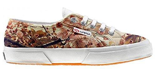 Superga Chaussures Coutume Autumn Texture (produit artisanal)