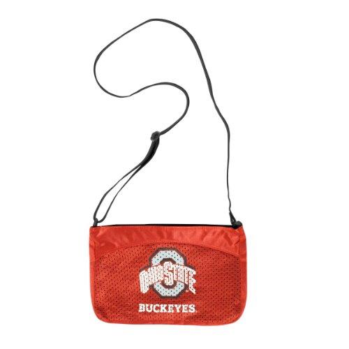 NCAA Ohio State Buckeyes Jersey Mini - Littlearth Purse Jersey