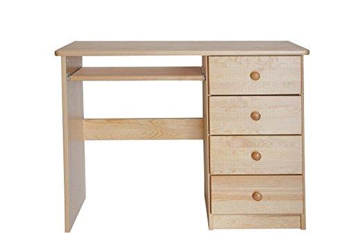 Schreibtisch kiefer natur g nstige online kaufen natur for Schreibtisch kiefer natur