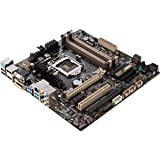 TUF VANGUARD B85 Desktop Motherboard - Intel B85 Express Chipset - Socket H3 LGA-1150 - Micro ATX - 1 x Processor Support - 32 GB DDR3 SDRAM Maximum RAM - CrossFireX Support - Serial ATA/600, Serial ATA/300 - CPU Dependent Video - 2 x PCIe x16 Slot - 4 x USB 3.0 Port - HDMI - VANGUARD B85