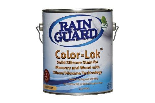Rainguard Color-Lok Solid Color Concrete Penetrating Stain