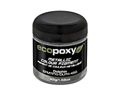 Ecopoxy Metallic Colors: Key Benefits   1.) Natural Stone Appearance  2.) Completely Customizable  3.) Extremely Durable Coating  4.) Easy Field Blending & Installation  5.) Multi-dimensional Color Hues  6.) Suitable for Many Environment...
