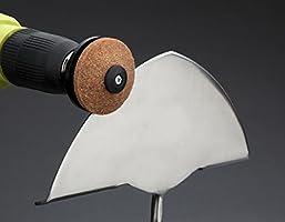 Multi-Sharp 1301 Afilador de Cuchillas Multiuso para Cortacésped ...