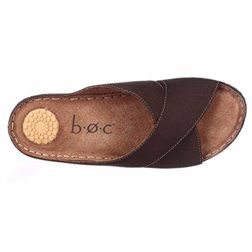 Born Kallie - Sandalias de vestir de Piel para mujer marrón marrón