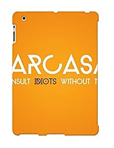 For Ipad Case, High Quality Sarcasm For Ipad 2/3/4 Cover Cases / Nice Case For Lovers
