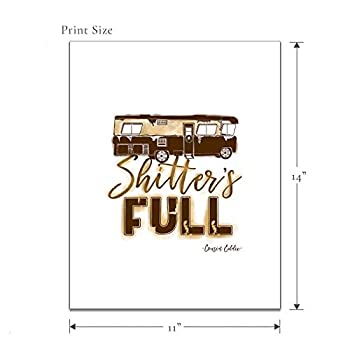 National Lampoon/'s Christmas Vacation  Gift Tag Set  Printable File  Buffalo Plaid Funny  Shitter was Full  Clark  Griswold  Family