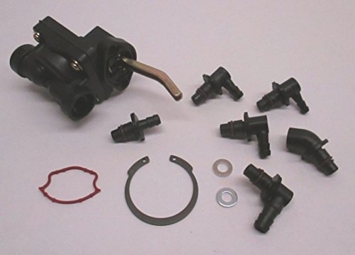 Kohler 52-559-03-S Lawn & Garden Equipment Engine Fuel Pump Kit Genuine Original Equipment Manufacturer (OEM) Part