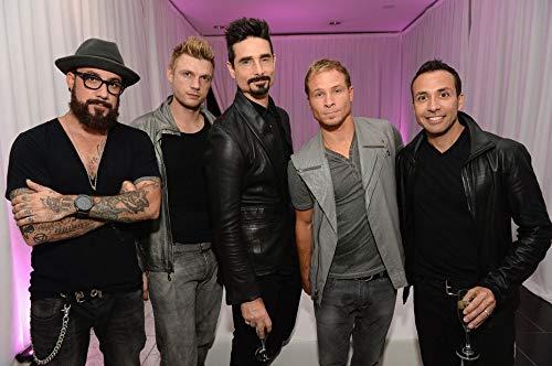 - Gabriela 36inch x 24inch Backstreet Boys Waterproof Poster (Bathroom, Outdoors Wherever You Like)