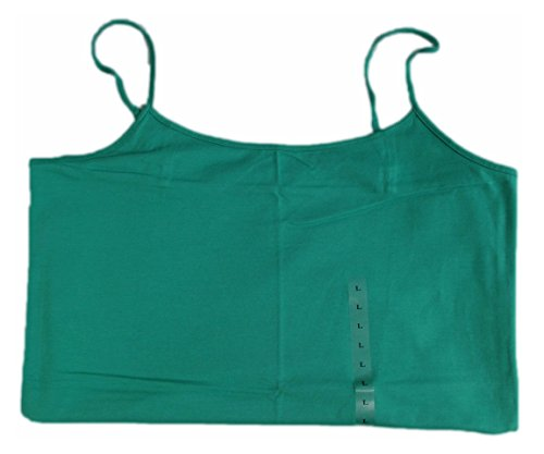 Ann Taylor LOFT Women's Green Tank Top / Cami Shirt (Large) (Ann Taylor Loft Green)