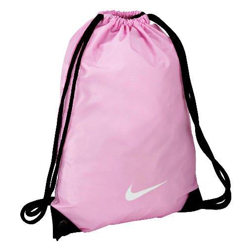 Nike Swoosh PINK Gymsack Swim Sports Bag: Amazon.co.uk: Kitchen & Home