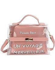 fc0eabe5e2 Pomelo Best Sac Messenger Mini Bandoulière Femme Cabas Sac D'épaule Sac  Fourre-Tout