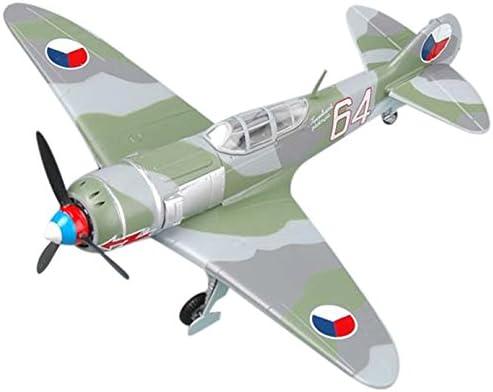 36330 Easy Model LA-7White 64 Czech Air Force Model Kit Model Rectifier Corp