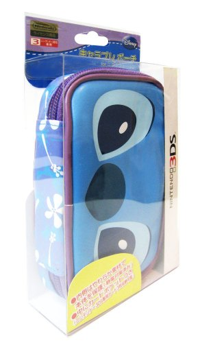 Chara Pre-Pouch for Nintendo 3DS Stitch