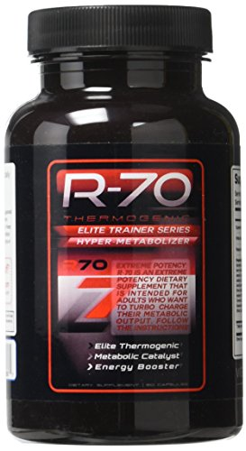 R70 Thermogenic Metabolizer Diet Pill product image
