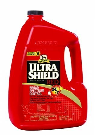 W F Young 430874 Ultrashield Red Insecticide and Repellent