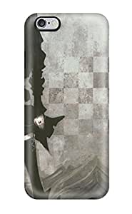6 Plus Scratch-proof Protection Case Cover For Iphone/ Hot Cute Anime Phone Case(3D PC Soft Case) by runtopwell