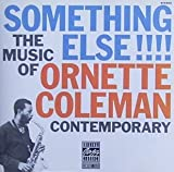 Something else-The music of By Ornette Coleman (0001-01-01)