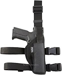Amazon com : Ruger P95 Tactical Holster w  2 Leg Straps : Sports