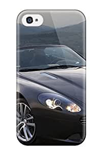 Iphone 4/4s Cover Case - Eco-friendly Packaging(aston Martin Db9 5)