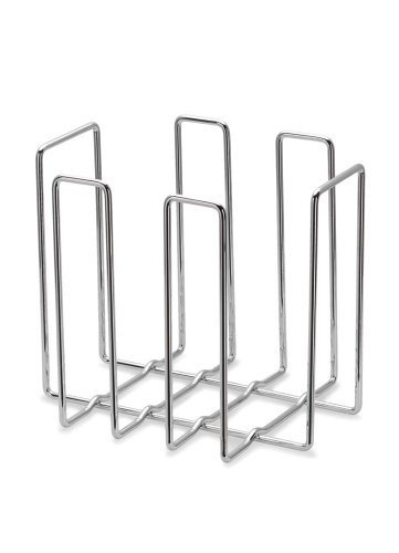 Blomus Magazine Rack (Newspaper Rack (Chrome) (18.3