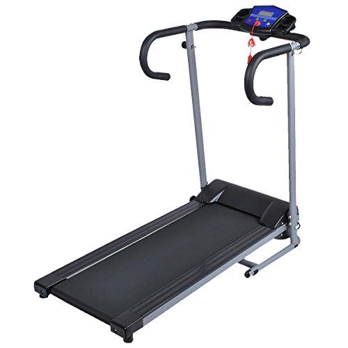 500w Folding Electric Treadmill Portable Motorized Running