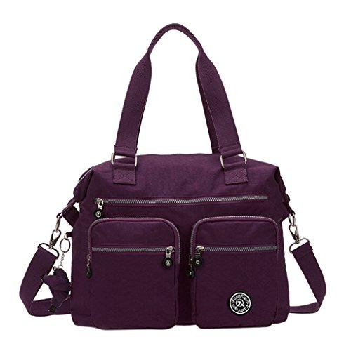 Womens Weekender Crossbody Shoulder Handbag