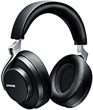 Shure AONIC 50 Wireless Noise Cancelling Headphones, Premium Studio-Quality Sound, Bluetooth 5 Wireless Techno