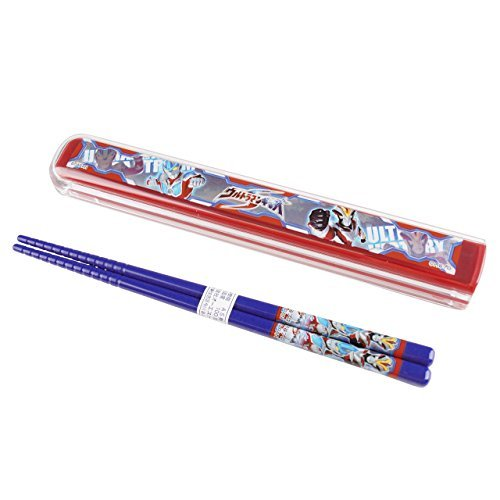 Ultraman Galaxy S argument lid chopstick case set HS-11