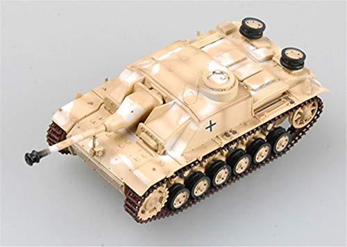 Easy Model StuG III Ausf G Russia Winter 1944 1:72 Assault Gun Tank Finished (Stug Iii G Best Gun)