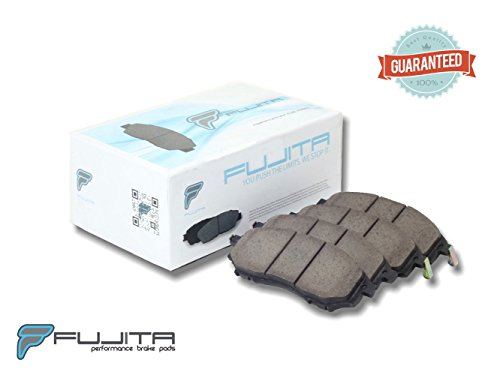 Fujita Brake FB08880 Street Performance Ceramic Brake pad -Infiniti,Nissan